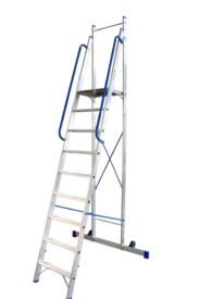 Plateau ladder
